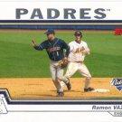 Ramon Vazquez 2004 Topps #556 San Diego Padres Baseball Card