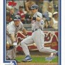 Robin Ventura 2004 Topps #377 Los Angeles Dodgers Baseball Card