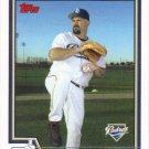 David Wells 2004 Topps #491 San Diego Padres Baseball Card
