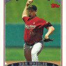 Dan Wheeler 2006 Topps #156 Houston Astros Baseball Card