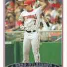 Brad Wilkerson 2006 Topps #79 Texas Rangers Baseball Card