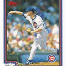 Kerry Wood 2004 Topps #590 Chicago Cubs Baseball Card
