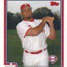 Shawn Wooten 2004 Topps #561 Philadelphia Phillies Baseball Card