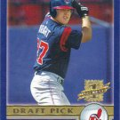 Brian Wright 2003 Topps Rookie #664 Cleveland Indians Baseball Card