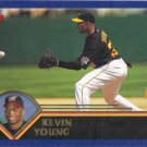 Kevin Young 2003 Topps #621 Pittsburgh Pirates Baseball Card