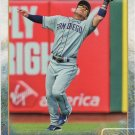 Alexi Amarista 2015 Topps #474 San Diego Padres Baseball Card