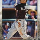 Micah Johnson 2015 Topps Rookie #636 Chicago White Sox Baseball Card