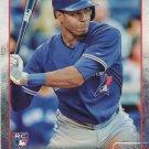 Dalton Pompey 2015 Topps Rookie #97 Toronto Blue Jays Baseball Card