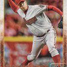Brad Ziegler 2015 Topps #528 Arizona Diamondbacks Baseball Card