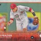 Todd Frazier 2015 Topps #42 Cincinnati Reds Baseball Card