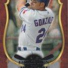 Adrian Gonzalez 2015 Topps 'First Home Run' Silver #FHR-20 Texas Rangers Baseball Card