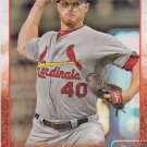 Shelby Miller 2015 Topps #220 St. Louis Cardinals Baseball Card
