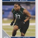 Drake Nevis 2011 Score Rookie #332 Indianapolis Colts Football Card