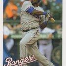 Cristian Guzman 2010 Topps Update #US-171 Texas Rangers Baseball Card