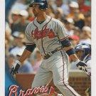 Derrek Lee 2010 Topps Update #US-189 Atlanta Braves Baseball Card