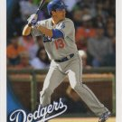Ryan Theriot 2010 Topps Update #US-193 Los Angeles Dodgers Baseball Card