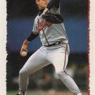 Mark Wohlers 1995 Topps #550 Atlanta Braves Baseball Card