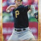 A.J. Burnett 2015 Topps #466 Pittsburgh Pirates Baseball Card