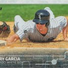 Leury Garcia 2015 Topps #403 Chicago White Sox Baseball Card