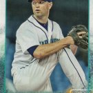 J.A. Happ 2015 Topps #414 Seattle Mariners Baseball Card