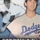 Sandy Koufax 2015 Topps Stepping Up #SU-3 Brooklyn Dodgers Baseball Card