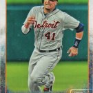 Victor Martinez 2015 Topps #515 Detroit Tigers Baseball Card