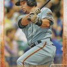 Juan Perez 2015 Topps #475 San Francisco Giants Baseball Card