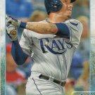 Asdrubal Cabrera 2015 Topps #511 Tampa Bay Rays Baseball Card