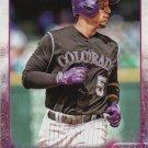 Carlos Gonzalez 2015 Topps #479 Colorado Rockies Baseball Card