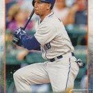Anthony Gose 2015 Topps #413 Detroit Tigers Baseball Card