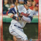 Nick Swisher 2015 Topps #598 Cleveland Indians Baseball Card