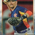 Jed Lowrie 2015 Topps #407 Houston Astros Baseball Card