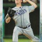 Jake McGee 2015 Topps #556 Tampa Bay Rays Baseball Card