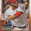Darin Ruf 2015 Topps #662 Philadelphia Phillies Baseball Card