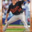 Kevin Gausman 2015 Topps #619 Baltimore Orioles Baseball Card
