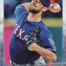 Nick Martinez 2015 Topps #374 Texas Rangers Baseball Card