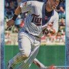 Josmil Pinto 2015 Topps #399 Minnesota Twins Baseball Card