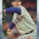 Tanner Scheppers 2015 Topps #404 Texas Rangers Baseball Card
