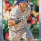 Jake Smolinski 2015 Topps #408 Texas Rangers Baseball Card