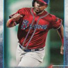 Alberto Callaspo 2015 Topps #543 Atlanta Braves Baseball Card