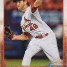 Kevin Siegrist 2015 Topps Update #US56 St. Louis Cardinals Baseball Card