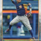 Luis Valbuena 2015 Topps #621 Houston Astros Baseball Card