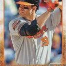 Chris Davis 2015 Topps #566 Baltimore Orioles Baseball Card