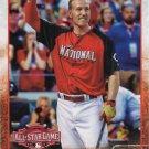 Todd Frazier 2015 Topps Update #US342 Cincinnati Reds Baseball Card
