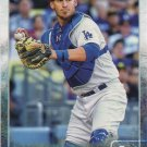Yasmani Grandal 2015 Topps Update #US51 Los Angeles Dodgers Baseball Card