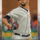 David Price 2015 Topps #550 Detroit Tigers Baseball Card