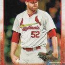 Jordan Walden 2015 Topps #614 St. Louis Cardinals Baseball Card