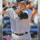 Carlos Beltran 2015 Topps Opening Day #93 New York Yankees Baseball Card