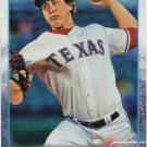 Derek Holland 2015 Topps #357 Texas Rangers Baseball Card