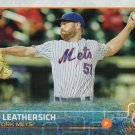 Jack Leathersich 2015 Topps Update Rookie #US26 New York Mets Baseball Card